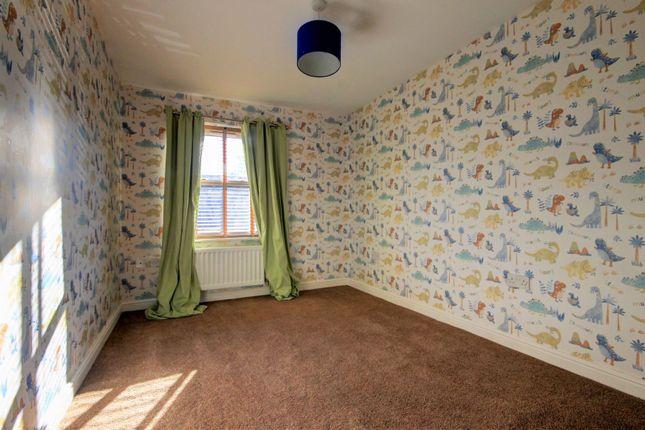 Bedroom Four of Anitas Way, Ireshopeburn, Bishop Auckland DL13