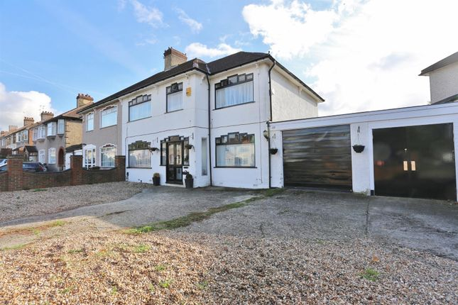 Thumbnail Semi-detached house for sale in Stapleton Road, Bexleyheath