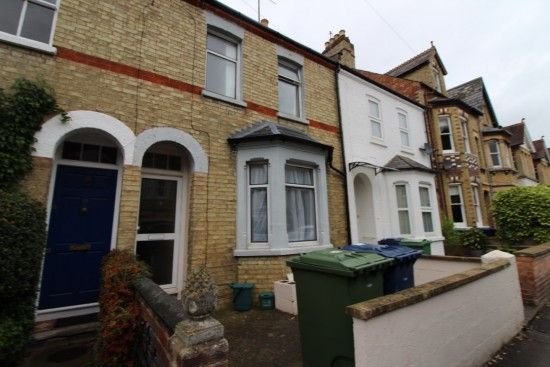 Thumbnail Flat to rent in Aston Street, Oxford