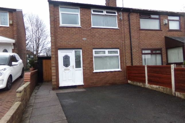 Thumbnail Semi-detached house to rent in Elm Tree Drive, Dukinfield