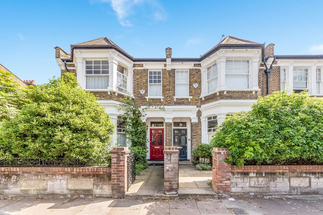 Thumbnail End terrace house for sale in Summerfield Avenue, London