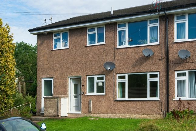 Thumbnail 2 bed flat for sale in Derwent Drive, Chinley, High Peak, Derbyshire