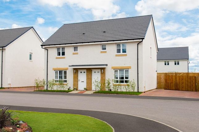 "3 bed semi-detached house for sale in ""Coull"" at Glasgow Road, Kilmarnock KA3"