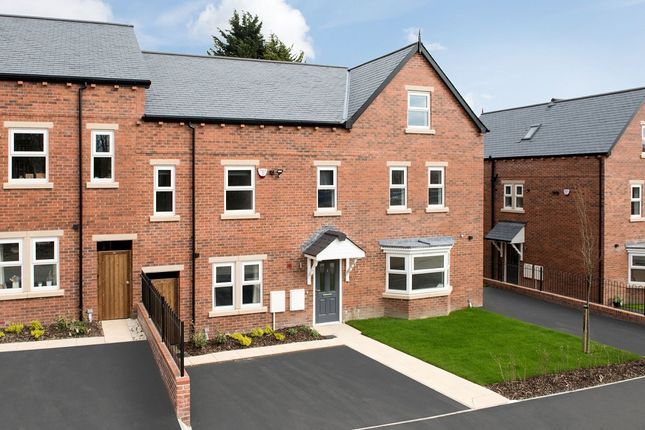 """Thumbnail Mews house for sale in """"The Wentworth"""" at Victoria Road, Hyde Park, Leeds"""