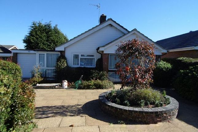 Thumbnail Detached bungalow to rent in Kennet Way, Oakley, Basingstoke