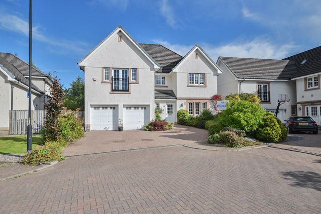 Thumbnail Detached house for sale in Alpin Drive, Dunblane