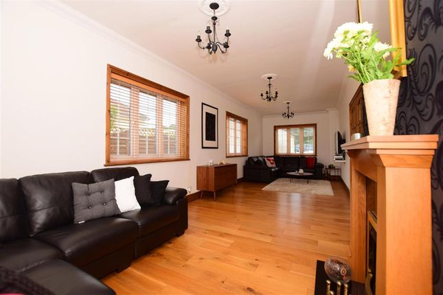 Thumbnail Semi-detached house for sale in Holyfield, Waltham Abbey, Essex