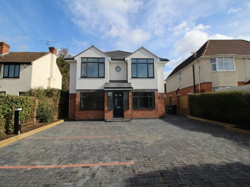 Thumbnail Detached house to rent in Maxstoke Gardens, Tachbrook Road, Leamington Spa