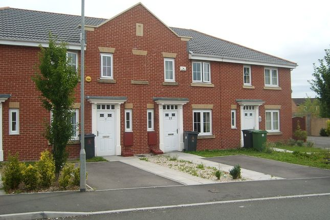 Thumbnail 3 bed terraced house to rent in Willowbrook Gardens, St Mellons, Cardiff