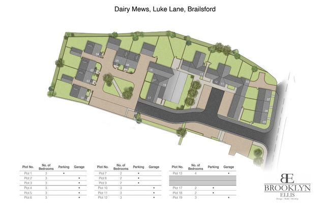 Picture No. 06 of Plot 13, Dairy Cottage, Dairy Mews, Luke Lane, Brailsford DE6