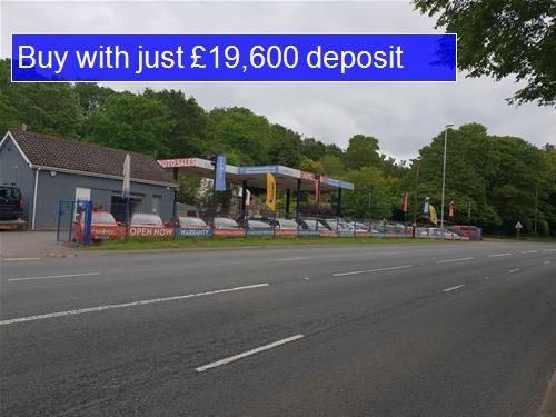 Thumbnail Commercial property for sale in Coedkernew, Newport