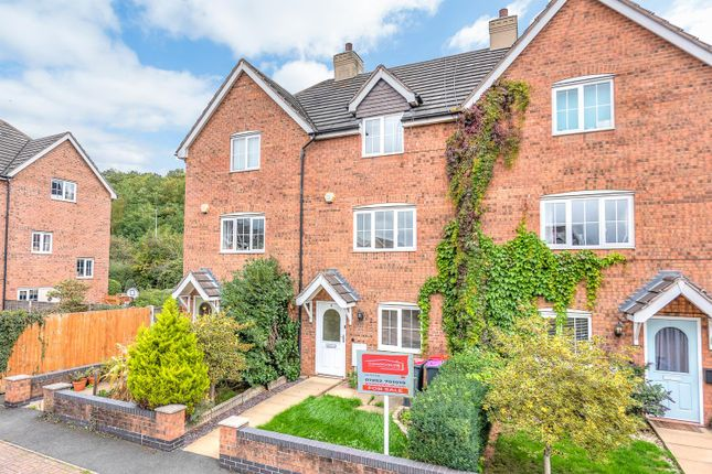 Thumbnail Town house for sale in Tweedale Wharf, Madeley, Telford