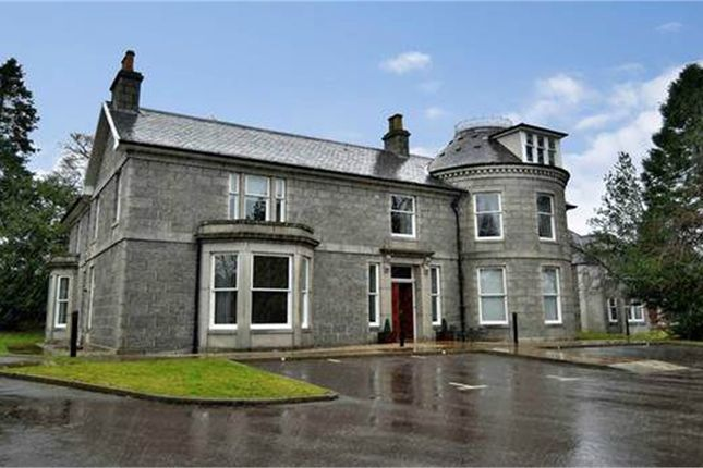 Thumbnail Flat for sale in Woodlands Avenue, Cults, Aberdeen