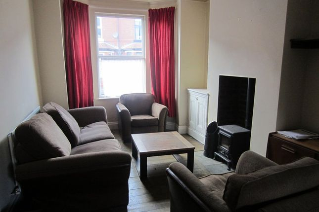 Lounge of Churchill Avenue, Whalley Range, Manchester M16