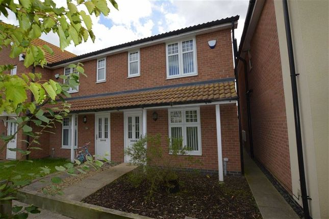 Thumbnail Town house to rent in Rawson Way, Hornsea, East Yorkshire
