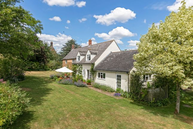 Thumbnail Detached house for sale in Claydon, Banbury, Oxfordshire