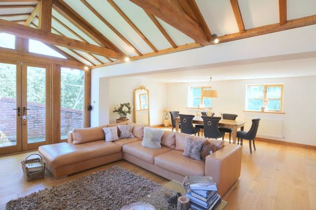 Thumbnail Semi-detached house for sale in Sandon Road, Hilderstone, Stone