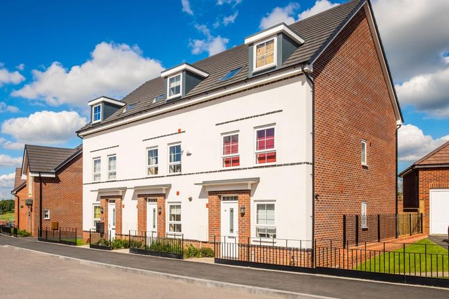 """Thumbnail End terrace house for sale in """"Padstow"""" at Columbia Crescent, Wolverhampton"""