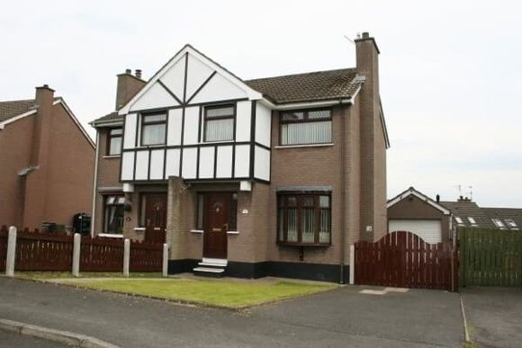 Thumbnail Semi-detached house to rent in Killowen Grange, Lisburn