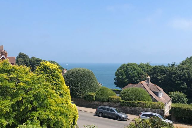 Thumbnail Semi-detached house for sale in Durlston Road, Swanage