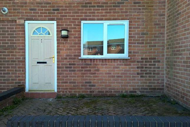 Thumbnail Flat to rent in Alban Court, St Albans Avenue, Ashton