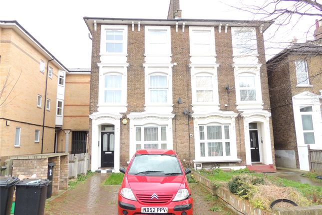 Thumbnail Flat to rent in Rosewood Terrace, Laurel Grove, London