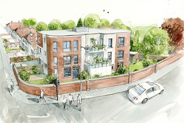 Thumbnail Flat for sale in West Drayton Road, Uxbridge, Middlesex