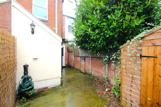 Rear Aspect of Shaftesbury Road, Leicester LE3