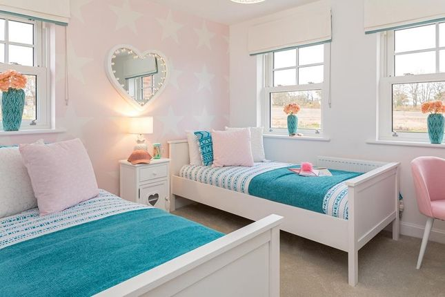 """Bedroom 4 of """"Hesketh"""" at """"Hesketh"""" At Lydiate Lane, Thornton, Liverpool L23"""