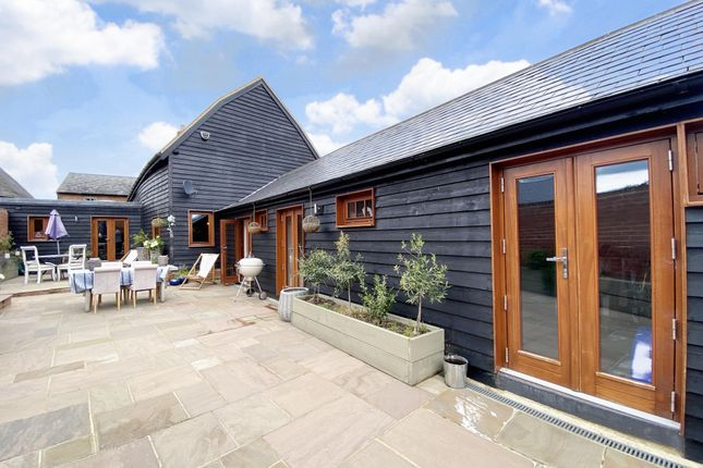 Thumbnail Barn conversion to rent in Bedford Road, Husborne Crawley, Bedford