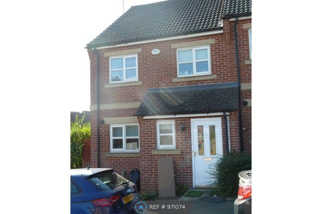 3 bed end terrace house to rent in Braunston Close, Northampton NN4