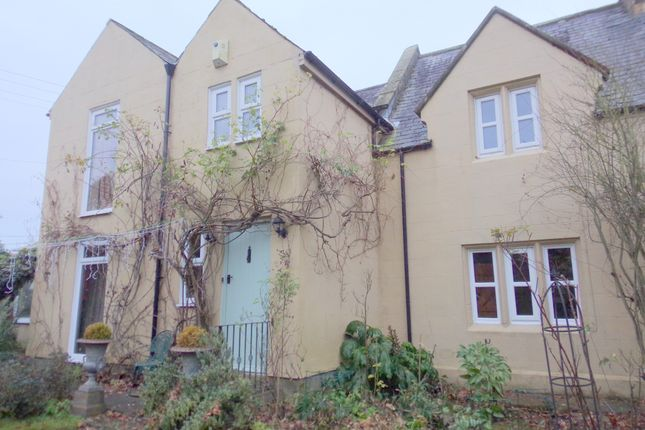 Thumbnail Semi-detached house for sale in Acklington, Morpeth