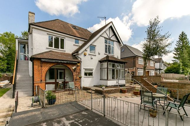 Thumbnail Maisonette for sale in London Road North, Merstham, Redhill, Surrey