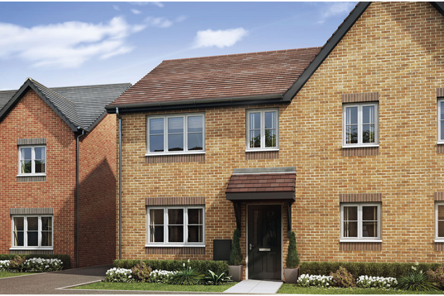 Thumbnail Semi-detached house for sale in Brook Farm Drive, Malvern, Worcestershire
