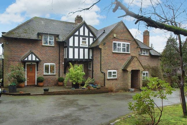 Thumbnail Detached house to rent in Manor Road, Penn, High Wycombe