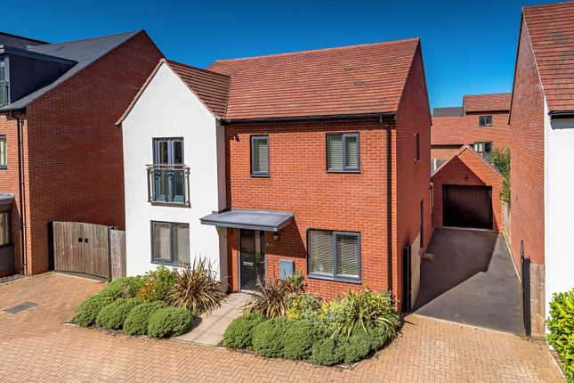 Thumbnail Detached house for sale in Reynolds Fold, Lawley, Telford, Shropshire