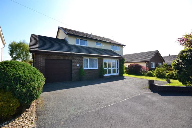 Thumbnail Detached house for sale in Upper Lamphey Road, Pembroke