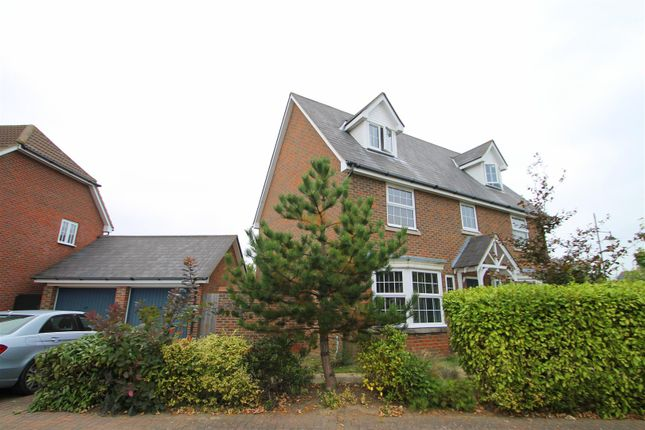 Thumbnail Detached house for sale in Apollo Way, St. Marys Island, Chatham
