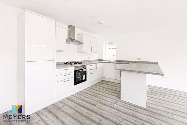 Thumbnail Detached bungalow for sale in Symes Road, Hamworthy, Poole