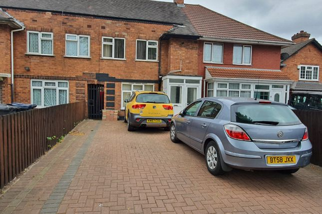 Thumbnail Terraced house for sale in Fordrough Lane, Bordesley Green, Birmingham