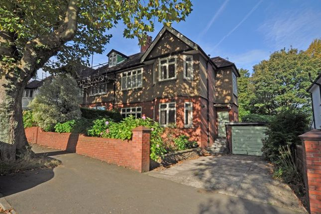 Thumbnail Semi-detached house for sale in Rare Opportunity, Edward VII Avenue, Newport