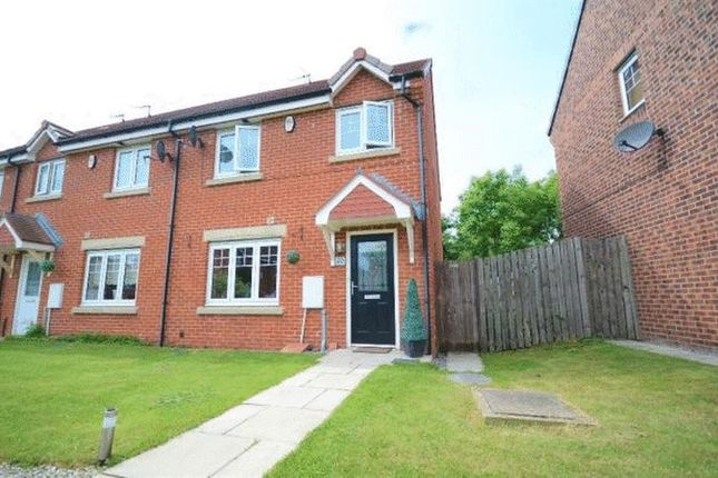 Thumbnail Terraced house for sale in Beadnell Drive, Seaham