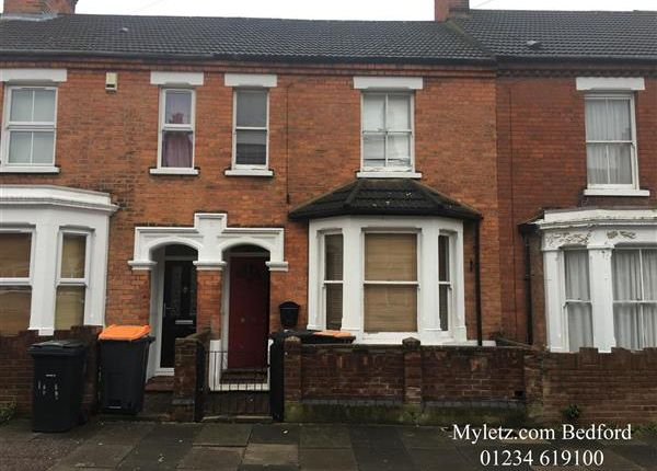Thumbnail Semi-detached house to rent in Salisbury Street, Bedford