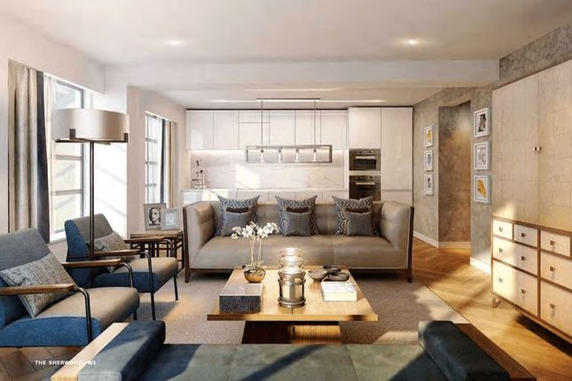 Thumbnail Flat for sale in Sherwood Street, City Of London, London