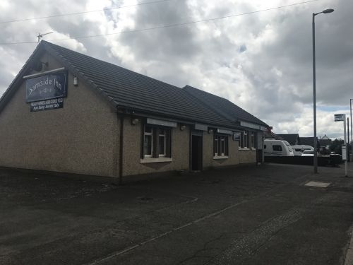 Thumbnail Detached house for sale in Shotts, Lanarkshire