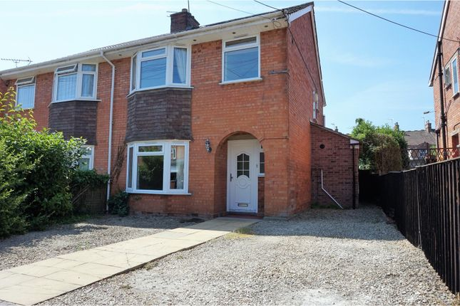Thumbnail Semi-detached house for sale in Vera Street, Taunton