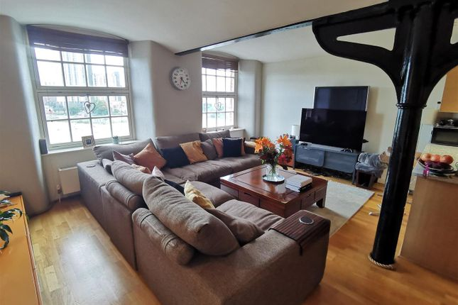 1 bed flat for sale in Royal Mills, Cotton Street, Manchester M4