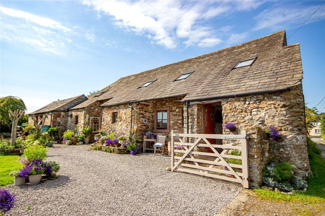Thumbnail Detached house for sale in High Barn, Eaglesfield, Cockermouth, Cumbria