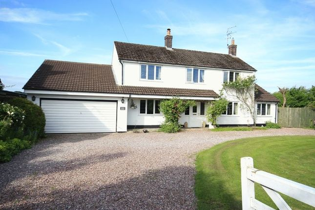 Thumbnail Detached house for sale in The Chequer, Bronington, Whitchurch