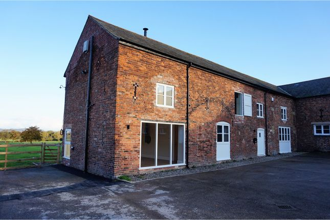 Thumbnail Barn conversion for sale in Hugmore Lane, Llan-Y-Pwll